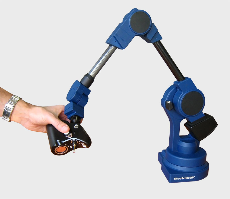 MicroScribe Affordable Portable CMM