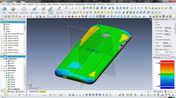 Geomagic Design X Software | GoMeasure3D