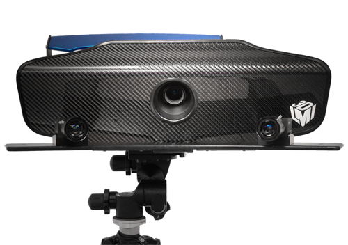 HDI 3D scanner