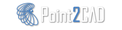 Point2CAD logo
