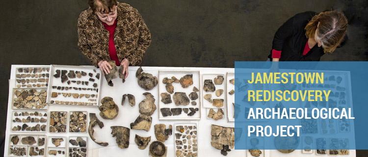 Jamestown Rediscovery Archaeological Project