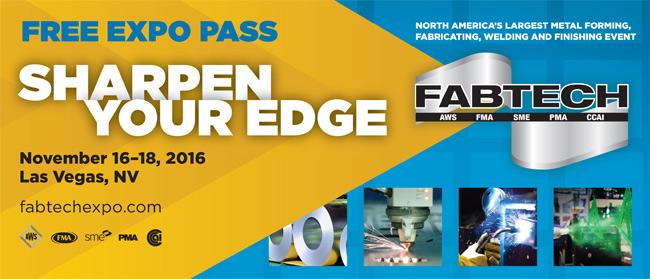 fabtech-expo-pass