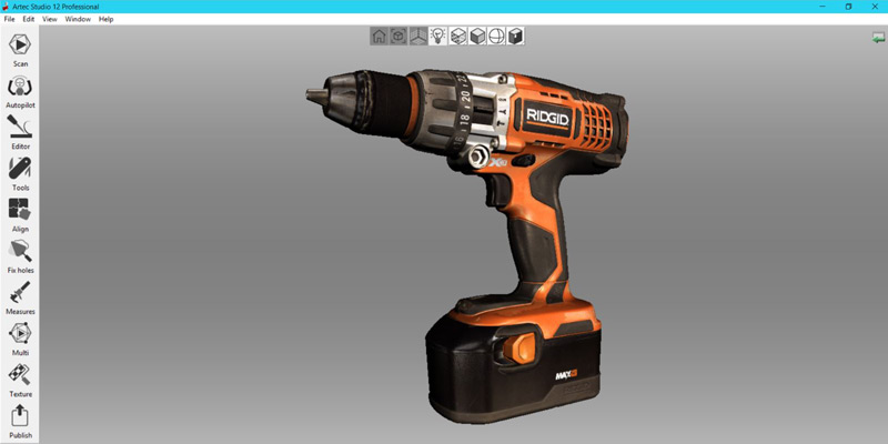 What's New in Artec Studio 12 3D Scanning Software? Most