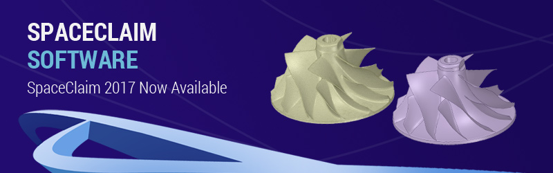 What's New in SpaceClaim 2017?   GoMeasure3D