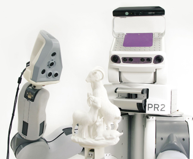 robotic scanning