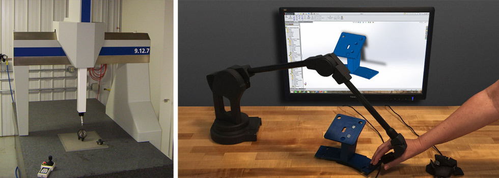 Fixed vs Portable CMM