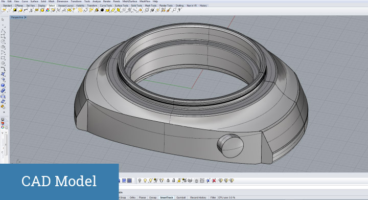 Mesh2Surface Software | GoMeasure3D