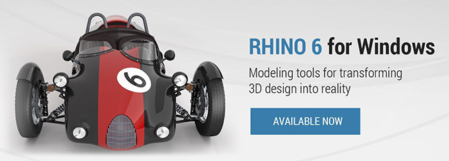 Rhino 6 for Windows