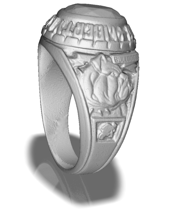 3d scan of a ring