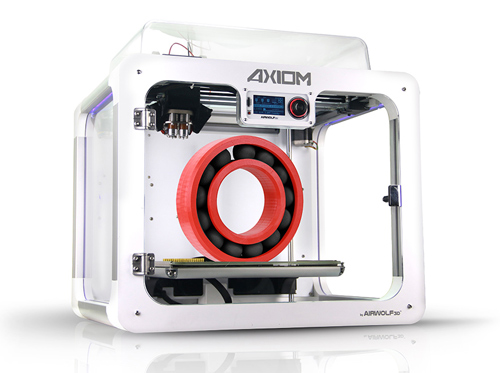 Axiom Dual 3d printer