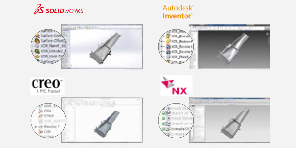 Feature Based CAD Model