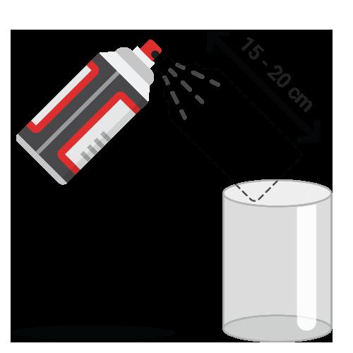 Spray The Part